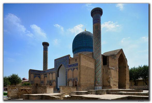 UZ0002.Samarkand.Amir Temur Mausoleum