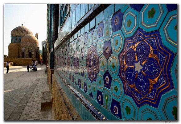 UZ0152.Samarkand.Shah-i Zinda