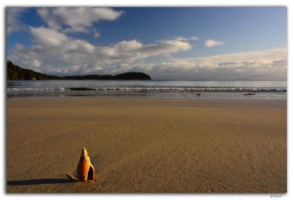NZ0870.Stewart Island.Rakiura Track.Maori Beach