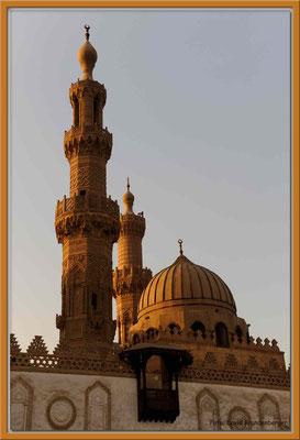 EG035.Al Azhar Moschee.Kairo