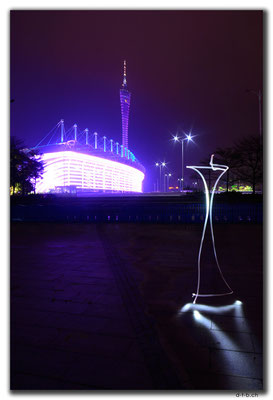 CN0448.Guangzhou.Canton Tower & Stadion