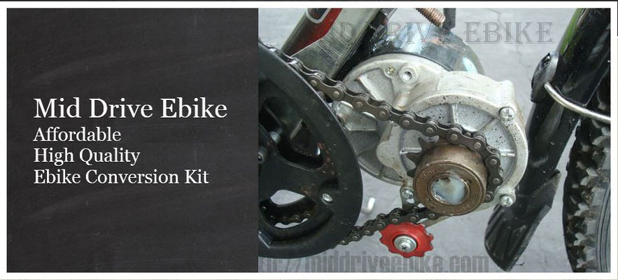 Link to Mid Drive Ebike
