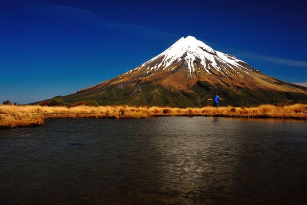 Neuseeland.Mt.Taranaki