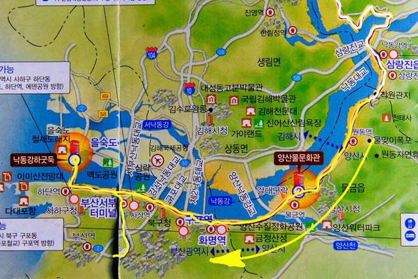Tag 280: Hamp'O - Busan (Kroki)