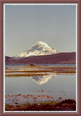 93.Vulkan Sajama,Bolivien