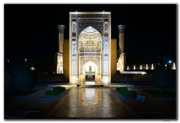 UZ0125.Samarkand.Amir Temur Mausoleum