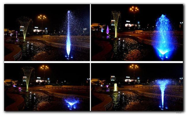 RO0217.Bukarest.Springbrunnen