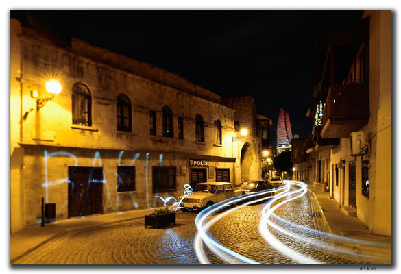 AZ057.Baku.Altstadt