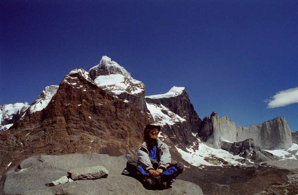 Chile, P.N. Torres del Paine