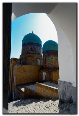 UZ0142.Samarkand.Shah-i Zinda