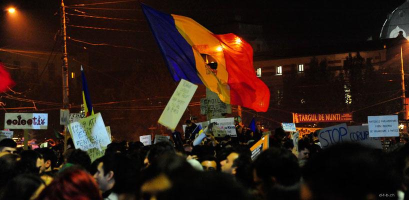 ROB047.Bukarest.Demonstration