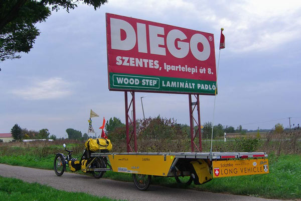 HU: Für mein Neffe: Diego
