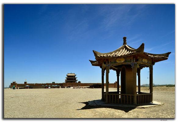 CN0114.Jiayuguan.Festung