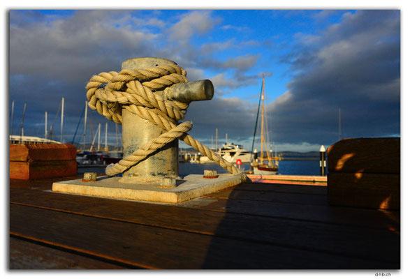 AU1284.Hobart.Hafen