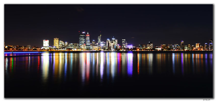 AU0730.Perth at night