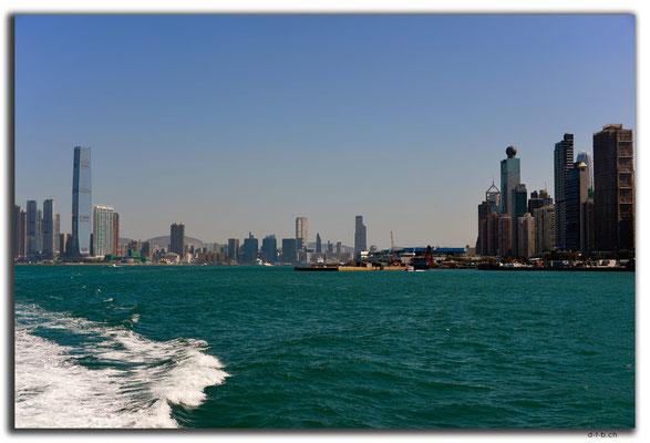 HK0086.Hong Kong Victoria Harbour