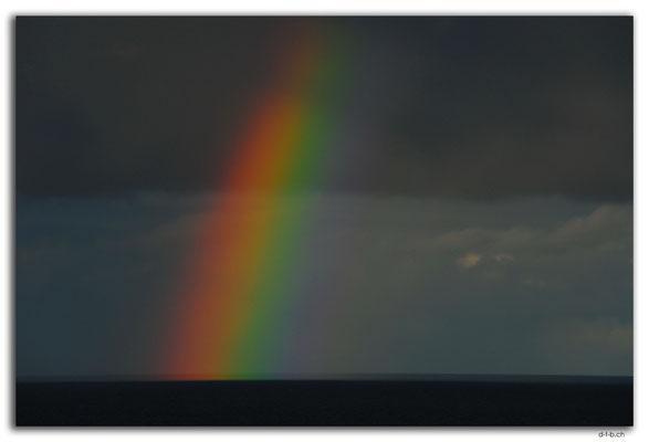 AU1648.Sydney.Gap Bluff.Rainbow