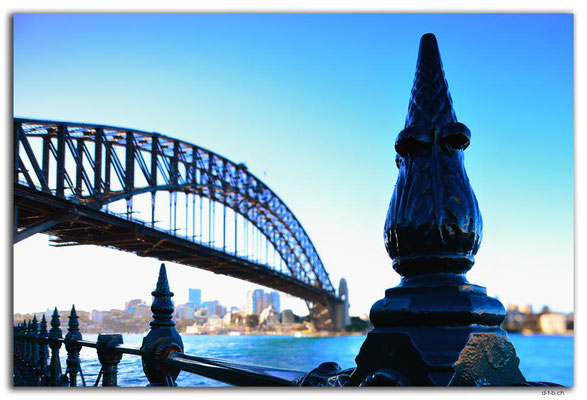 AU1610.Sydney.Harbour Bridge