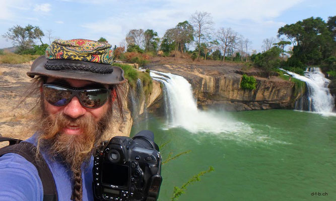 Vietnam.Dray Sap Wasserfall