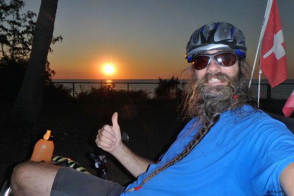 AU: Solatrike bei Nightcliff, Darwin