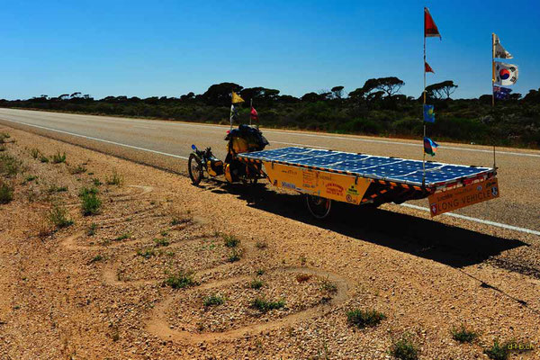 AU: Solatrike reaches 30'000 km