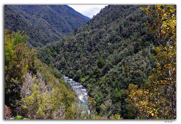 NZ0566.Anatoki Track.Anatoki River Valley