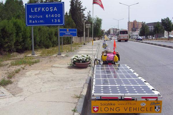 CTR: Solatrike in Lefkosa