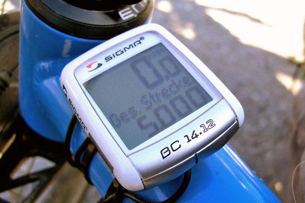 RO: Solatrike hat 5000km