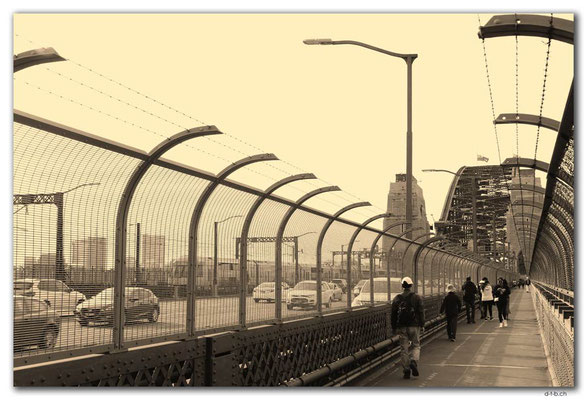 AU1587.Sydney.Harbour Bridge