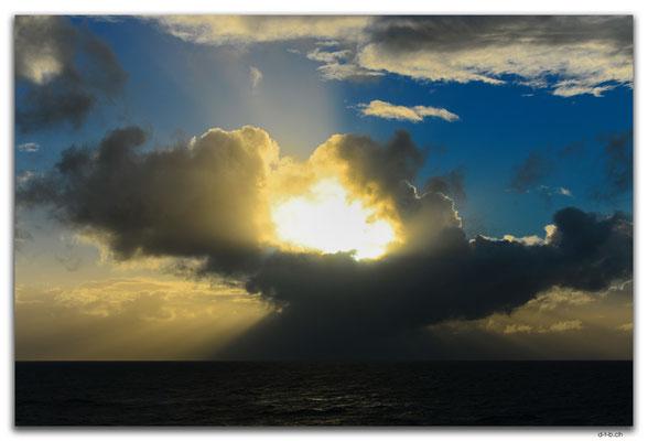 AU123.Bass Strait.Wolken
