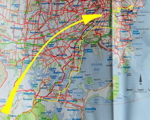Tag 450: Detail Sydney