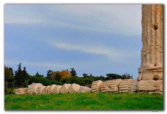 GR0404.Athen.Zeustempel