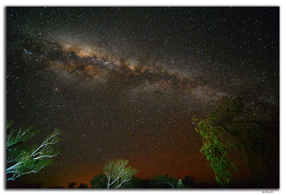 AU0304.Peawah River.Milky Way