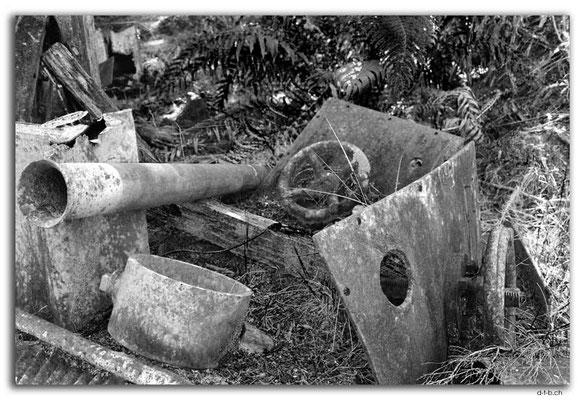 NZ0544.Kahurangi N.P. Asbestos Mine
