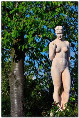 DE191.Pfälzer Weinstrasse.Eva im Paradies