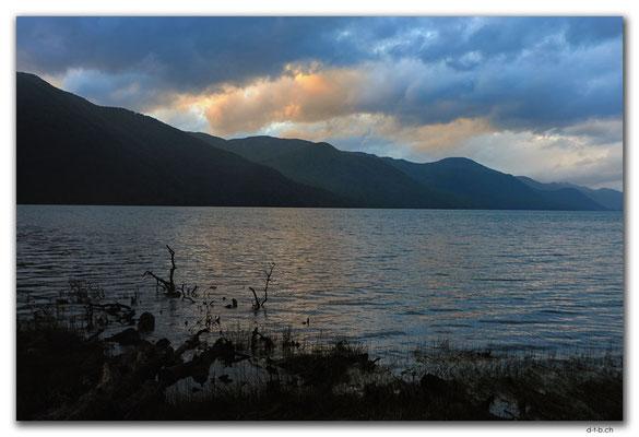 NZ0676.Nelson Lakes N.P.Lake Rotoroa