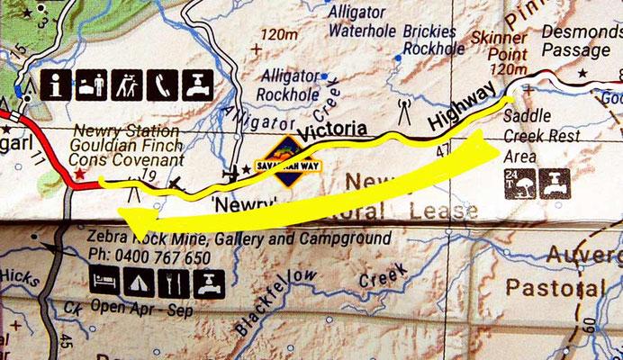 Tag 296: Saddle Creek - Alan Kellet R.A.