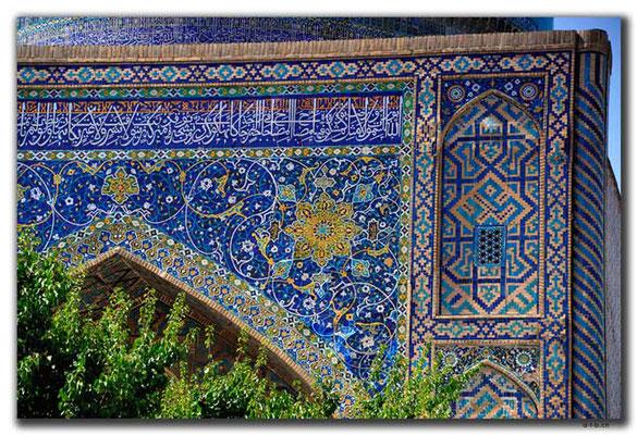 UZ0050.Samarkand.Registan.Tilla-Kari Medressa