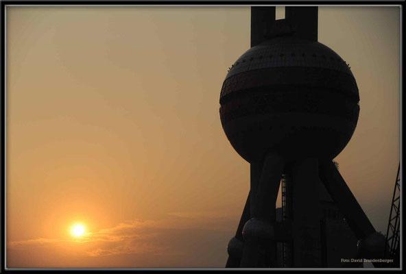 C1782 Shanghai Fernsehturm