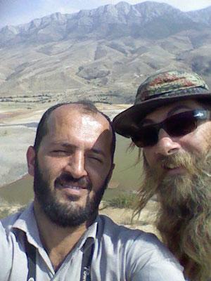 IR: Badab Soort, Yaser (Photo: Yaser)