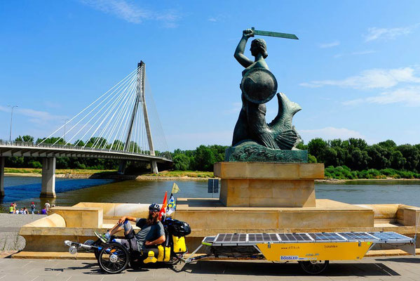 PL: Solatrike in Warschau
