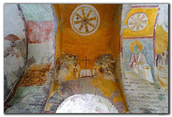 TR0261.Demre.Baba Noel Kirche.Fresken