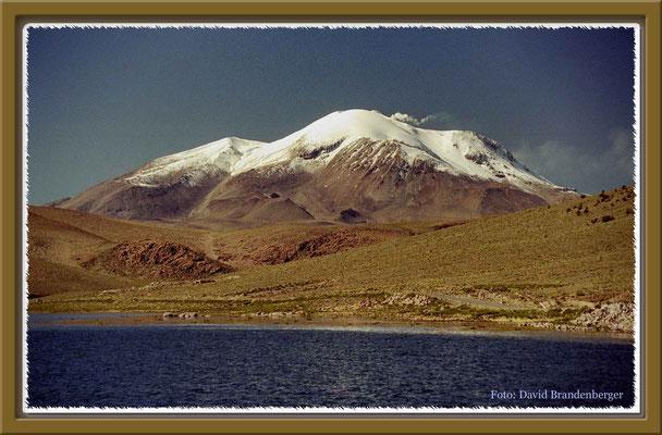 92.Vulkan Guallatiri,Chile