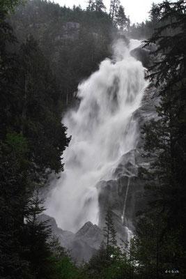 CA0135 Squamish Shannon Falls