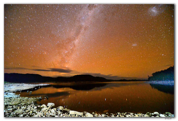 AU1423.Lake Burbury.Milky Way