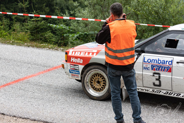 Quattrolegende 2018 - Audi Rally Quattro A2
