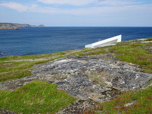 Urlaub in Neufundland: Auf Fogo Island kann der interessierte Besucher auch interessante Architektur entdecken.