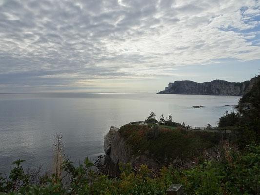 Urlaub in Quebec: Cap-Bon-Ami auf der Ostseite des Forillon Nationalparks.