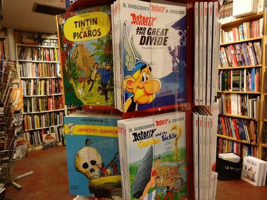 Free Comic Book Day in Toronto: Manche Titel sind dem europäischen Leser vertraut.