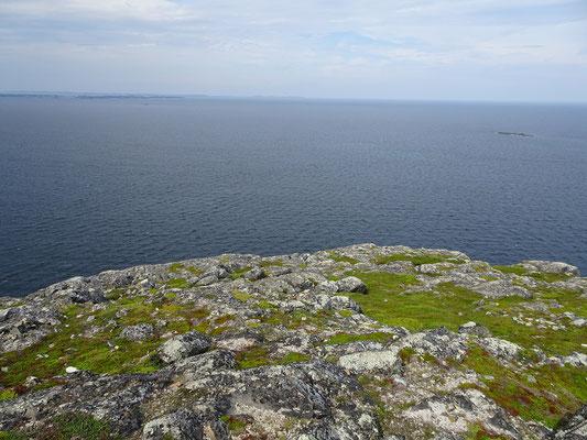 Ausblick vom Brimstone Head auf Fogo Island.